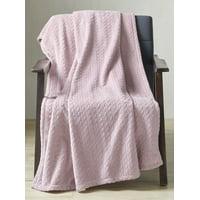 Better Homes & Gardens Oversized Velvet Plush Throw Blanket