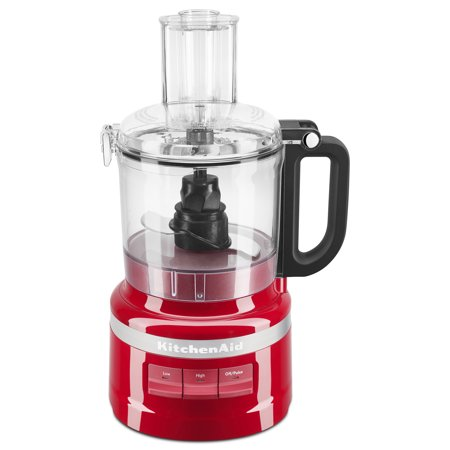 kitchenaid 7 cup food processor empire red kfp0718er - Kitchen Aid Food Processor