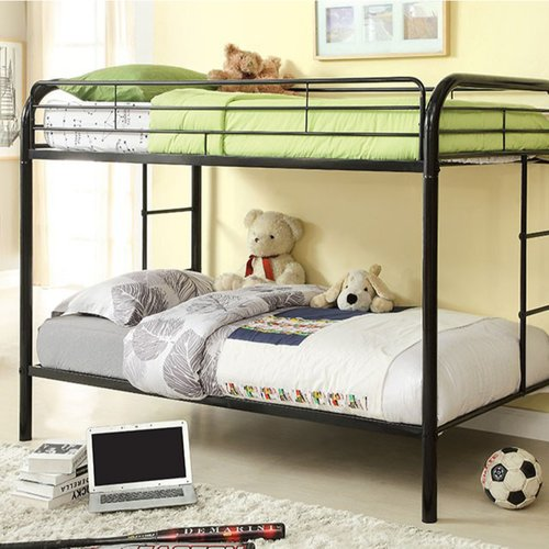 Zoomie Kids Hargrave Twin/Twin Bunk Bed