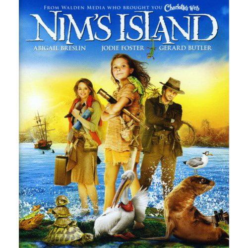 Nim's Island (Blu-ray) (Widescreen)
