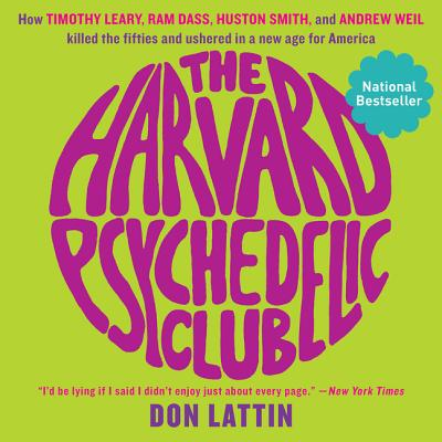 The Harvard Psychedelic Club - Audiobook