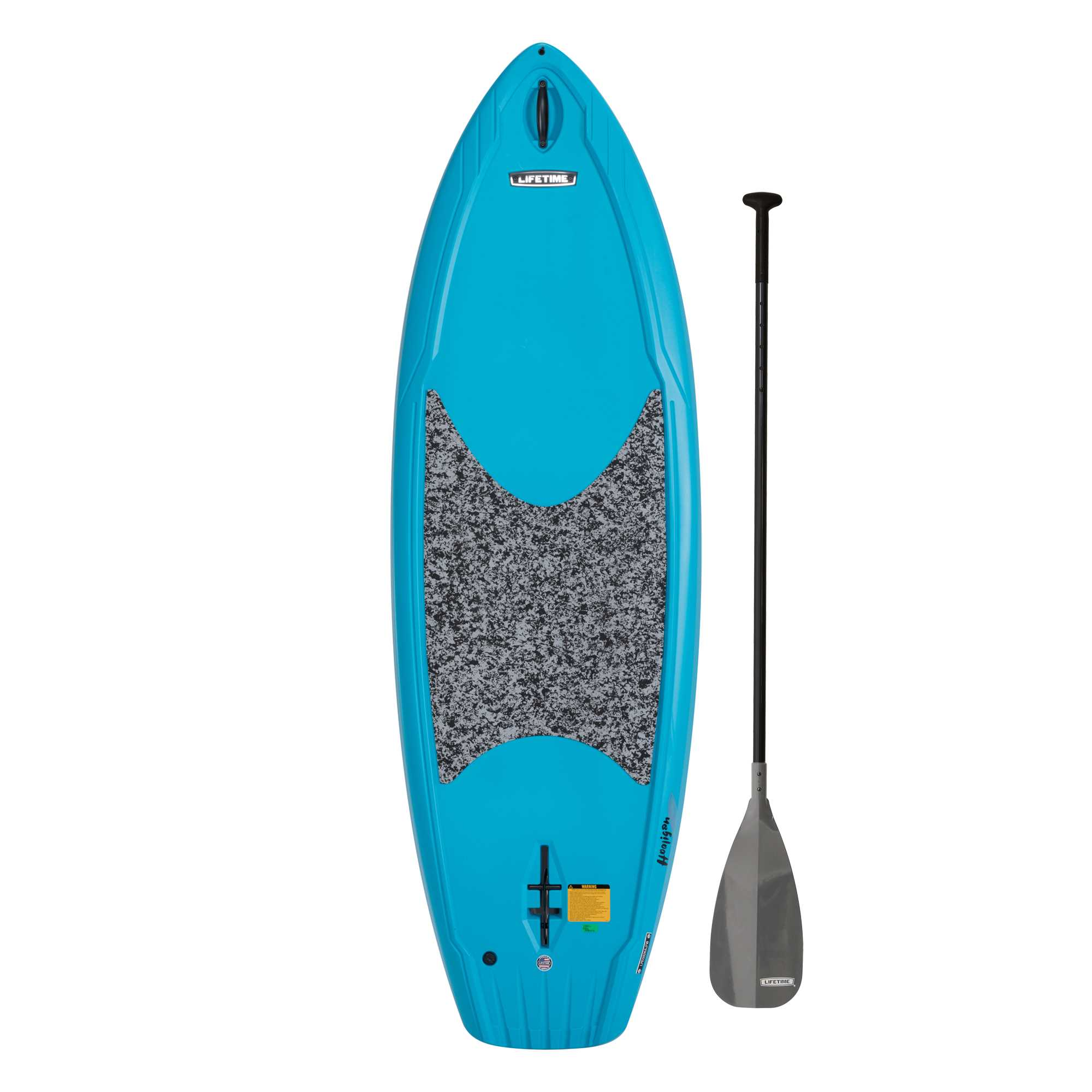 Lifetime Hooligan 80 Youth Stand-Up Paddleboard (Paddle Included), Blue, 90859