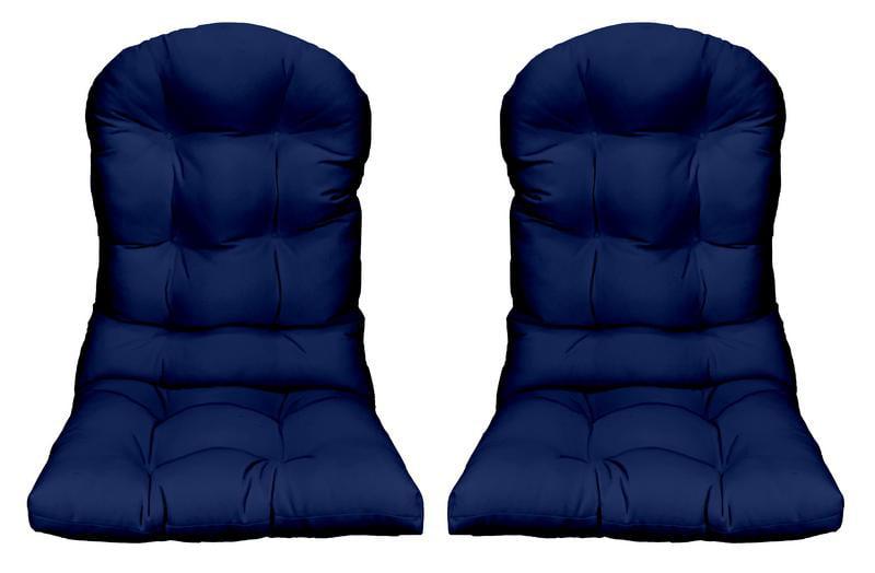 Tufted Adirondack Chair Seat