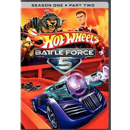Hot Wheels Battle Force 5: Season 1 - Part 2 (Widescreen)