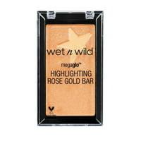 Wet N Wild Megaglo Highlighting Rose Gold Bar - Baby It's Rose-Gold Outside