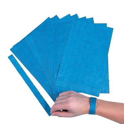 IN-3/1592 Blue Self-Adhesive Wristbands 100 Piece(s)