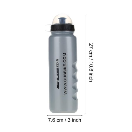 Yosoo GUB 1000ml Portable Outdoor Sports Plastic Water Bottle Cycling Mountaineering Hiking,Water Bottle, Sports Water Bottle - image 1 de 8