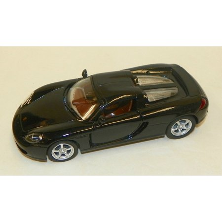 1/36 Scale Diecast Porsche Carrera Gt in Color Black, Openable doors, By Kinsmart From (1989 Porsche 964 Carrera 4 For Sale)