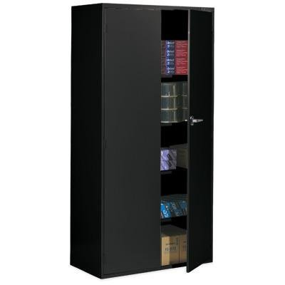 CABINET-STORAGE FILEWKS.36X18X72 BLK - image 1 de 1