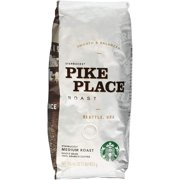 Best Starbucks Coffee Beans - Starbucks Pike Place Roast Whole Bean Coffee 1 Review