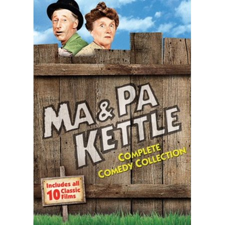 Ma & Pa Kettle Complete Comedy Collection - Halloween Comedy Movies 2017
