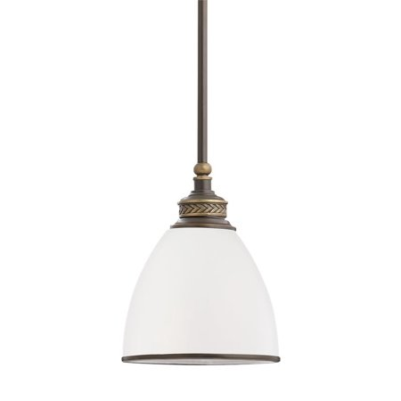 Laurel Leaf 1 Light Pendant (Sea Gull Lighting Laurel Leaf Mini)