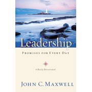 Leadership Promises for Every Day: A Daily Devotional (Hardcover)