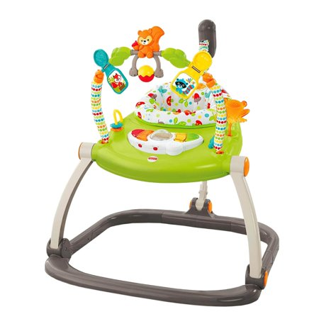 Fisher Price Woodland Friends Baby Jumperoo Infant Play Bouncer | CBV62 - image 11 of 11