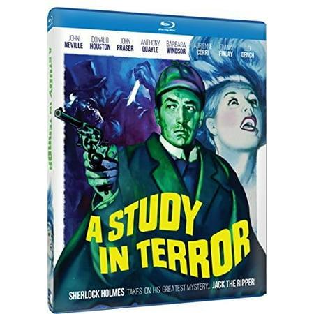A Study in Terror (Blu-ray) (Halloween 25 Years Of Terror 4 Disc)