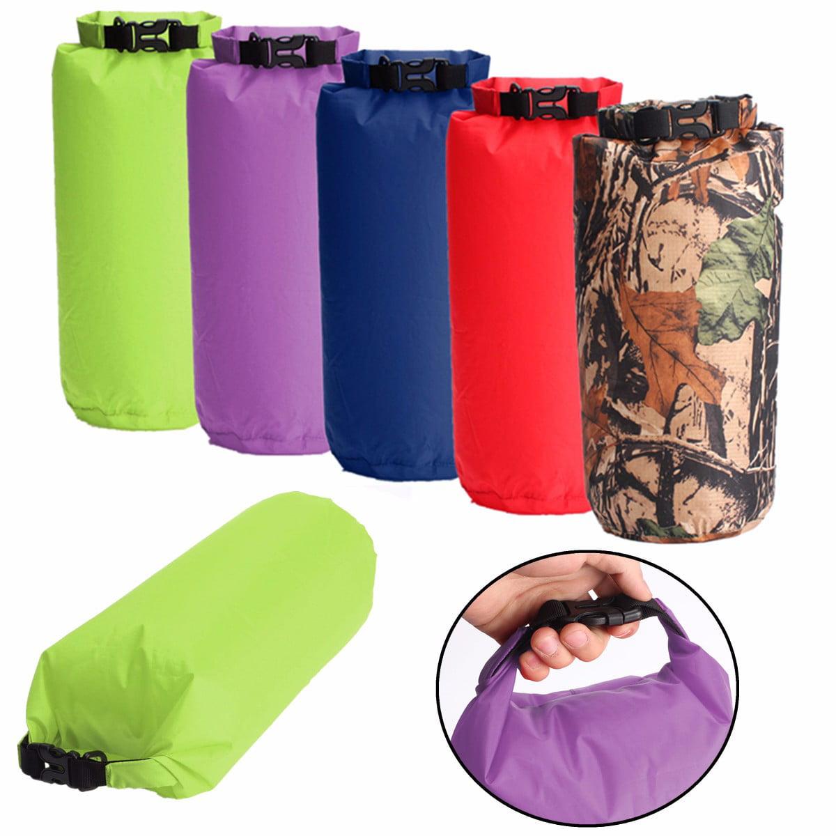 8L Waterproof Floating Dry Bag Dry Sack Water Resistant Waterproof Bag For Canoe Boating... by