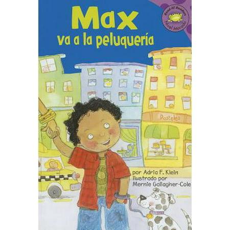 Max Va a la Peluqueria ()