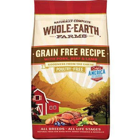 Whole Earth Dog Food Walmart