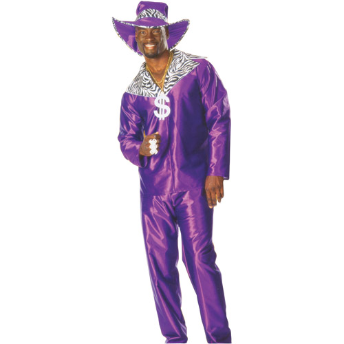 Mac Daddy Adult Halloween Costume, Size (40-44)
