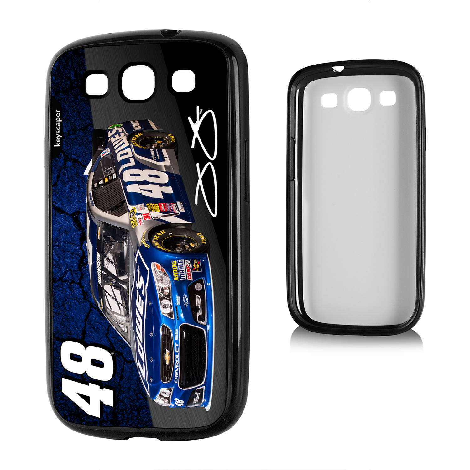 Jimmie Johnson #48 Galaxy S3 Bumper Case