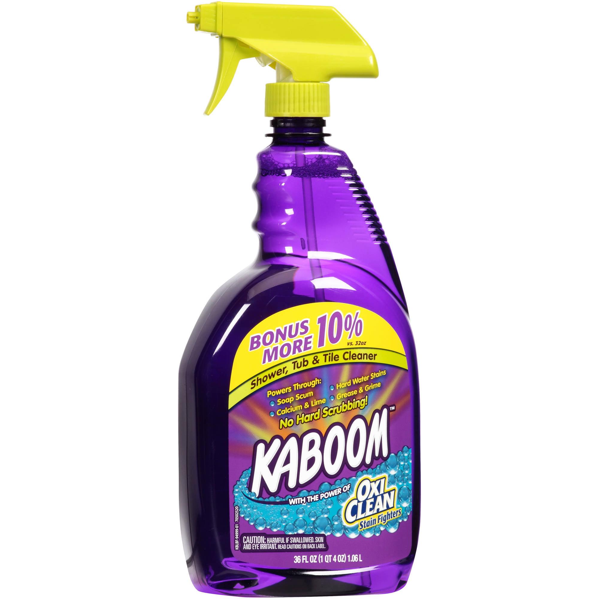 Kaboom Shower, Tub & Tile Cleaner, 36 fl oz
