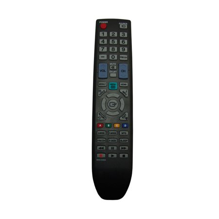 Replacement TV Remote Control for Samsung LN26A450C1XZL Television - image 2 de 2