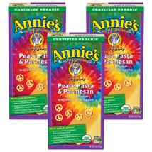 Mac & Cheese: Annie's Peace Pasta