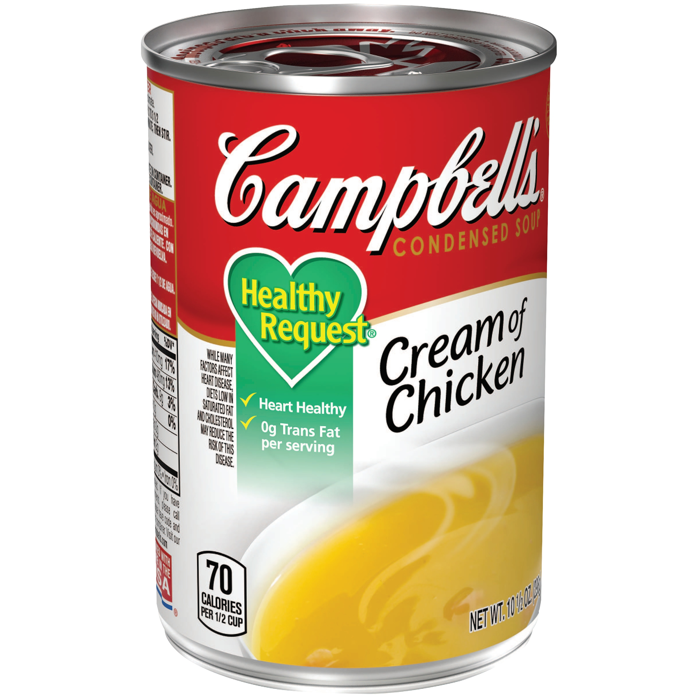 Campbell's® Condensed Healthy Request® Cream of Chicken Soup, 10.5 oz.