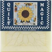 "Sunflower Quilt Magic Kit, 6"" x 6"""