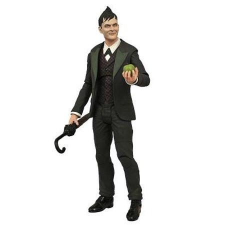 Diamond Select Toys Gotham TV Series Select Oswald Cobblepot Action Figure