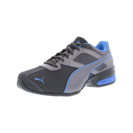 411a973ea9c PUMA - Puma Men s Tazon 6 Fm Asphalt   Electric Blue Ankle-High Leather  Training Shoes - 7M - Walmart.com