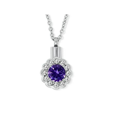 Smartchoice Cremation Urn Necklace For