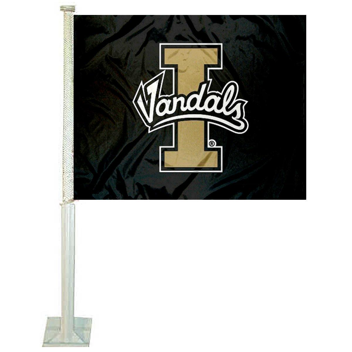 "University of Idaho 12"" x 15"" Car Flag"