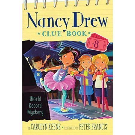 World Record Mystery (Nancy Drew Clue Book #8) - image 1 de 1