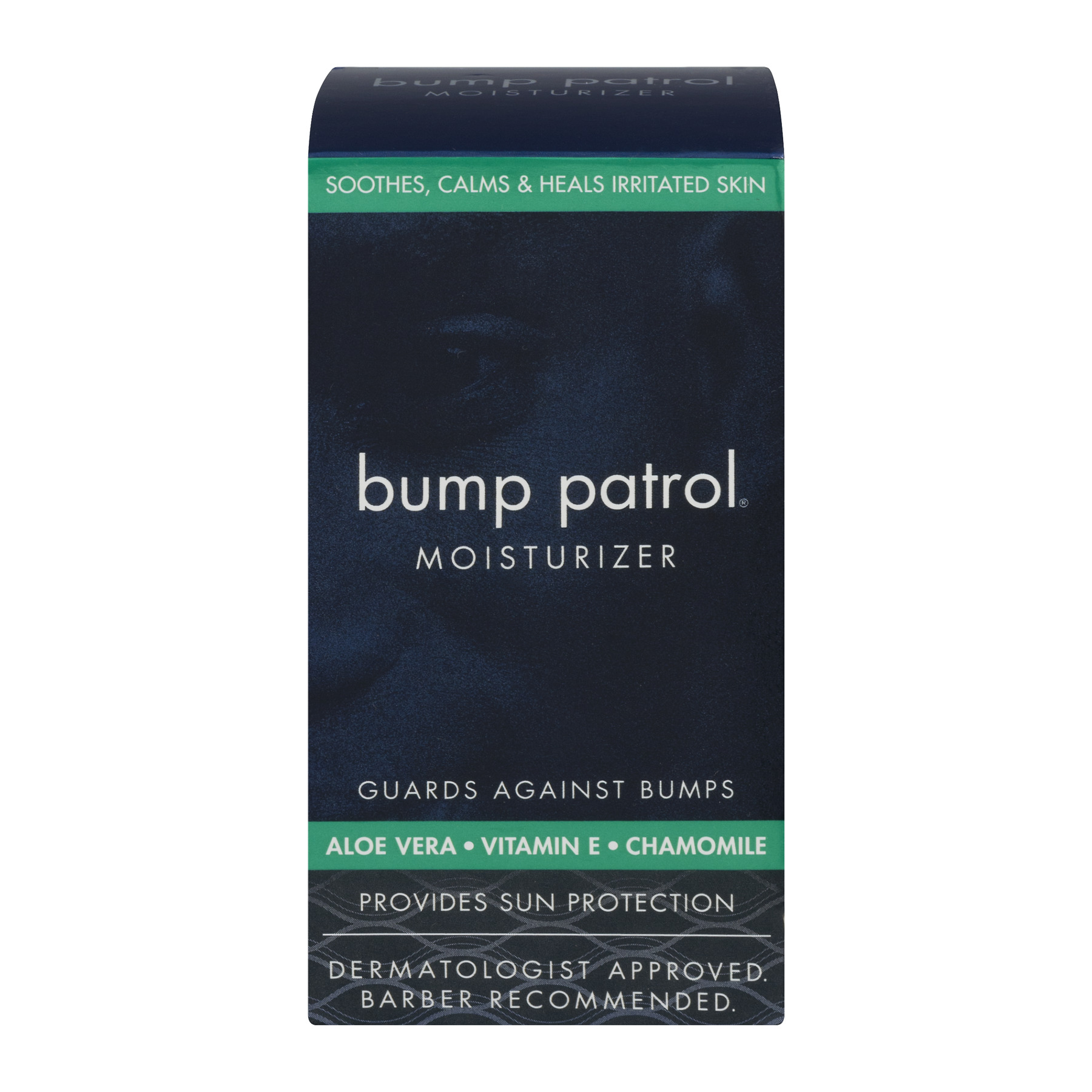 Bump Patrol Moisturizer Aloe Vera -Vitamin E-Chamomile, 1.69 FL OZ