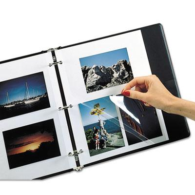 C-Line Redi-Mount Photo Storage Sheets