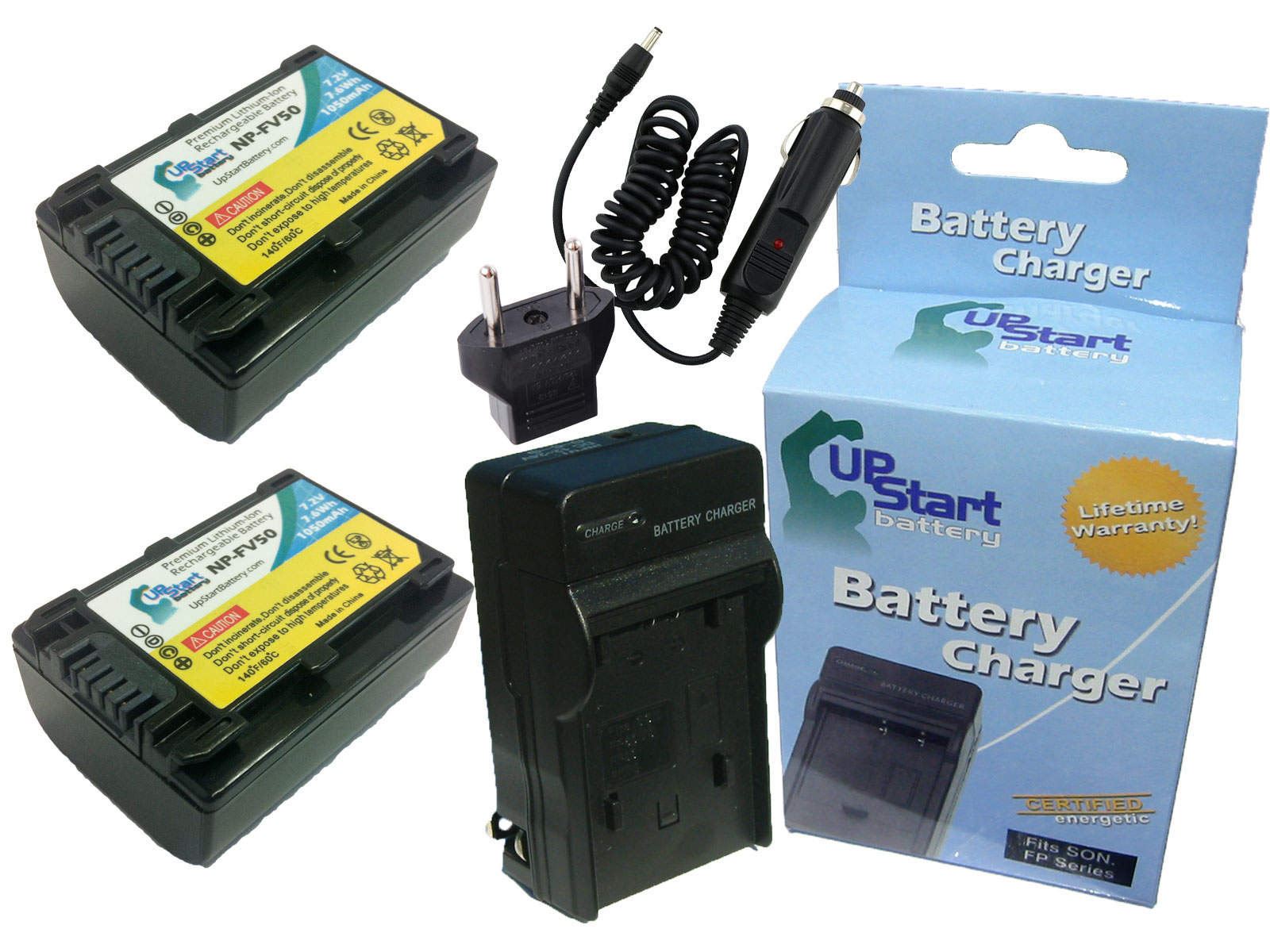 Charger Replacement for Samsung SBL-10A 1050 mAh Battpit Battpit New Digital Camera Battery