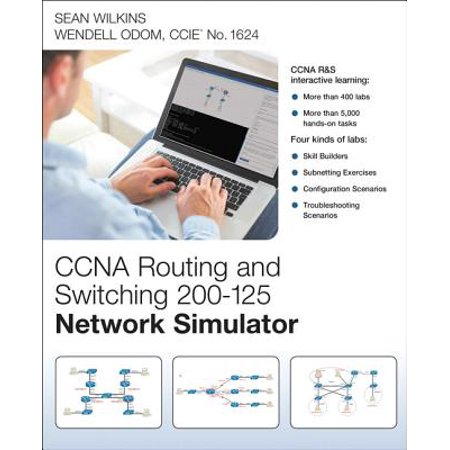 CCNA Routing and Switching 200-125 Network