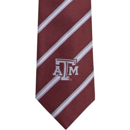 NCAA Texas A&M Stripe Tie - Texas A&m Helmet Halloween