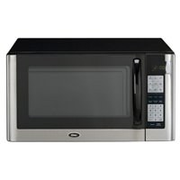 Product Image Oster 1 4 Cu Ft Digital Microwave Oven Black