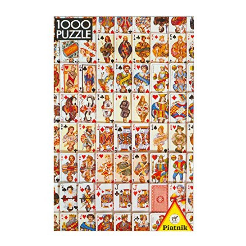 PIATNIK OF AMERICA, INC. Piatnik Playing Cards 1000 Piece...