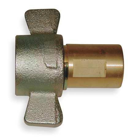 Eaton 5100-S5-20B Body, 1-1/4-11-1/2, 1-1/4 In. Body, Brass