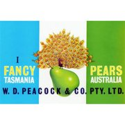 Buy Enlarge 0-587-22604-8P20x30 Peacock Pears- Paper Size P20x30