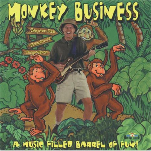 MELODY HOUSE MH-D63 MONKEY BUSINESS CD