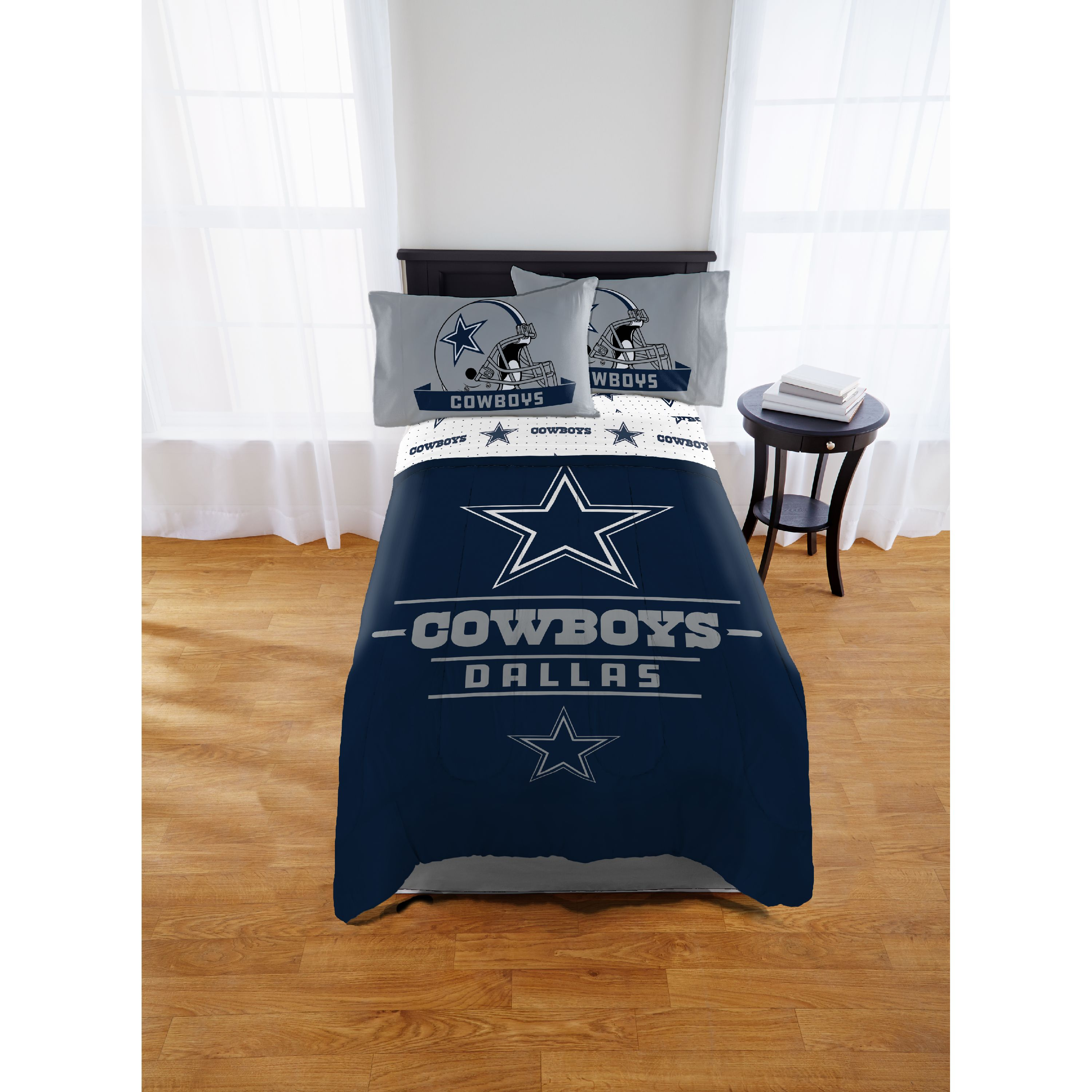 The Northwest Company Dallas Cowboys Full Sheet Set