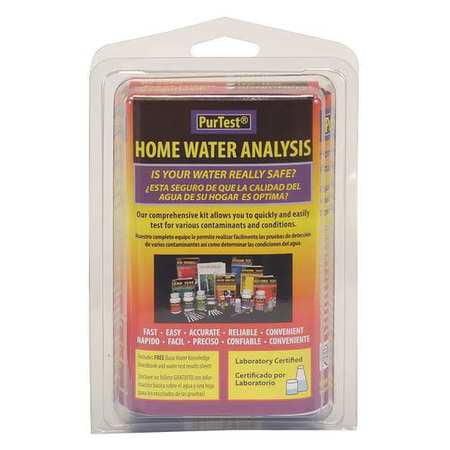 PURTEST 77777 Home Water Analysis Kit ()