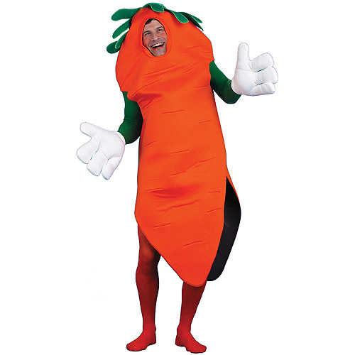 Carrot Adult Halloween Costume