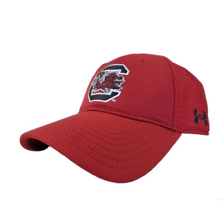eeae51aa161 Under Armour - NEW Under Armour South Carolina Gamecocks Garnet Black  Fitted Golf Hat Cap - Walmart.com