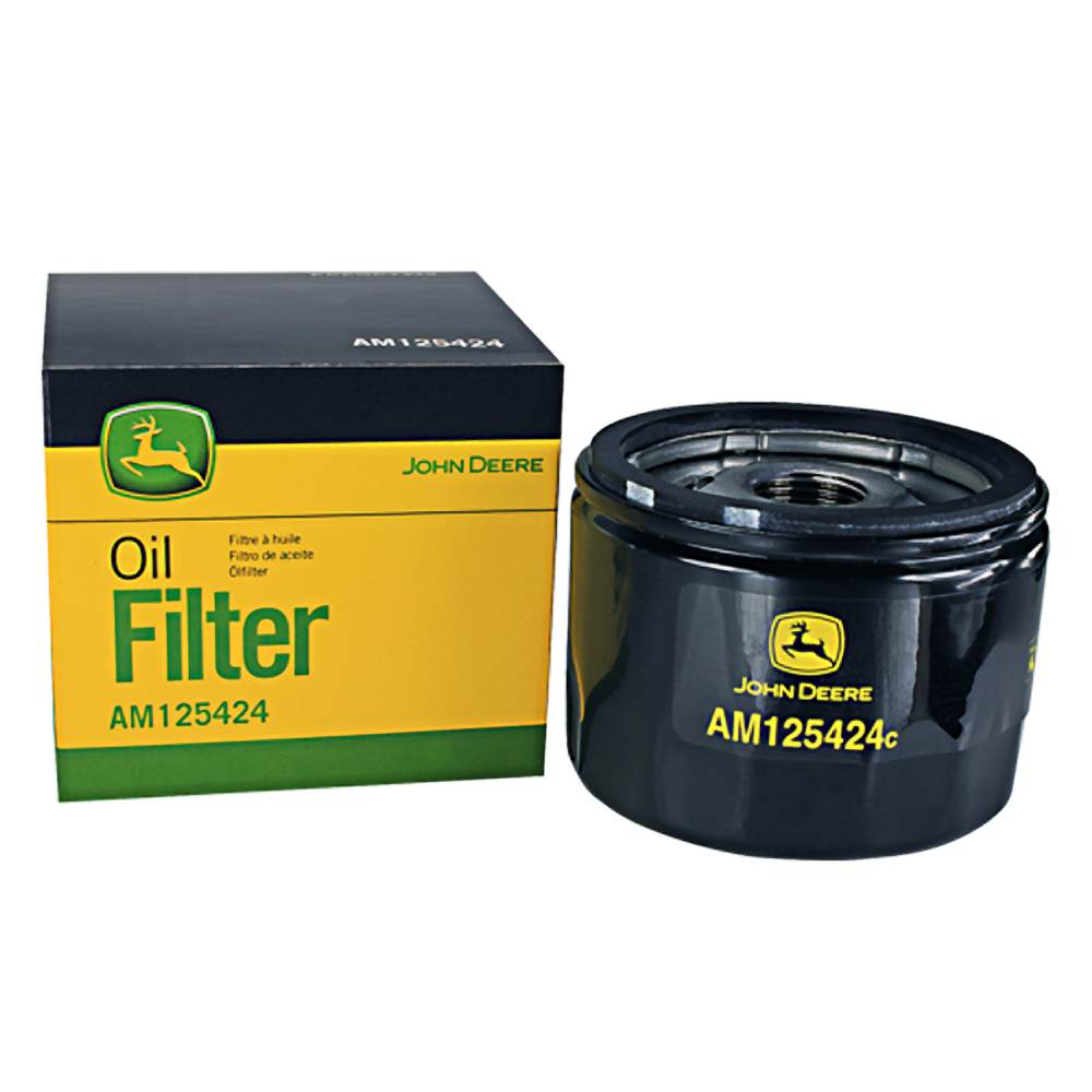 Genuine John Deere Am125424 Oil Filter