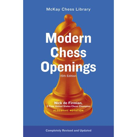 Modern Chess Openings, 15th Edition